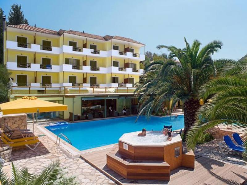 Hotel Cleopatra - Nidri - Lefkas